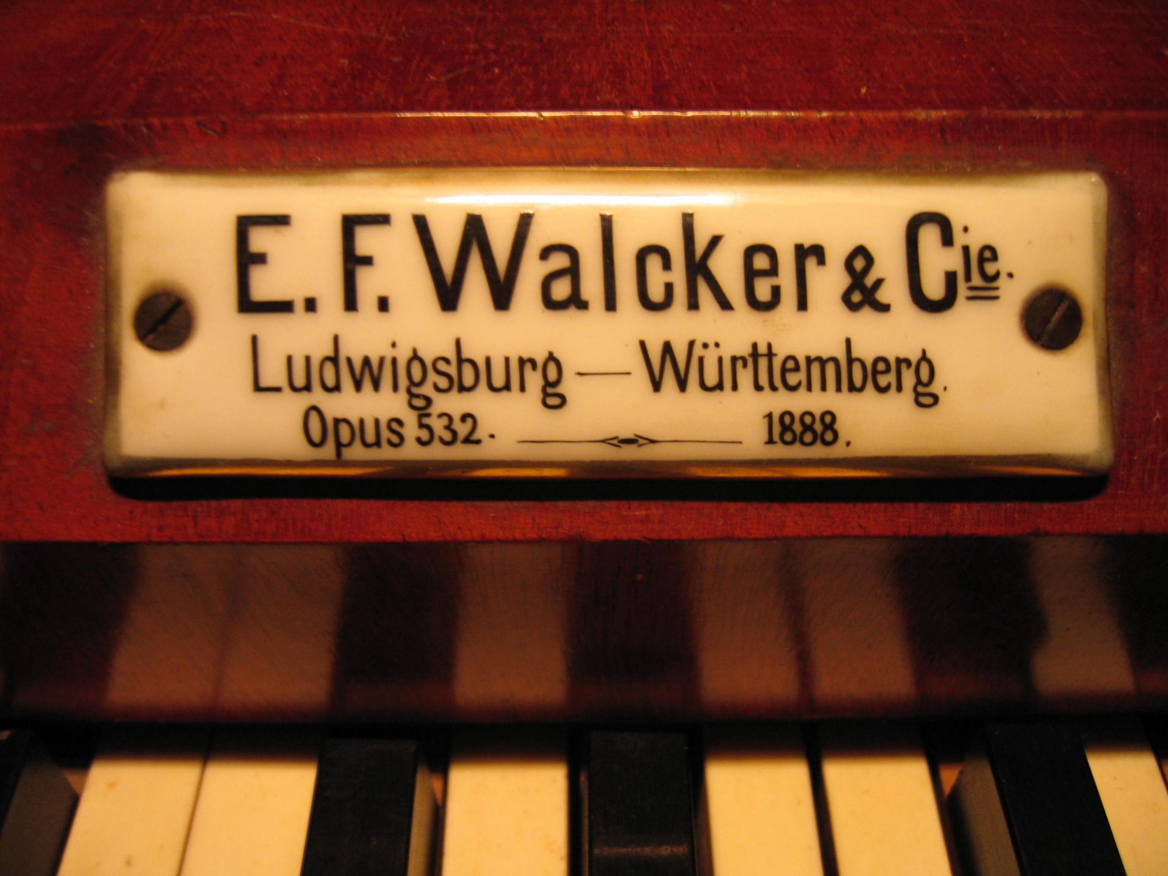Walcker